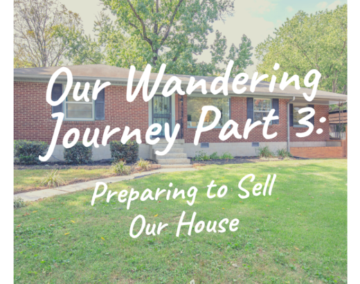 Featured image Wandering Hartz Outside of house after landscaping