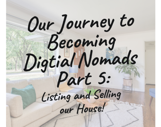 Wandering Hartz Digital Nomads - Selling our House