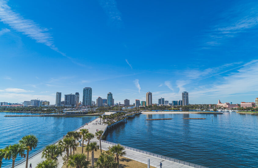Visiting The Tampa Bay Area? 3 Things To Do and See in St. Petersburg in One Day