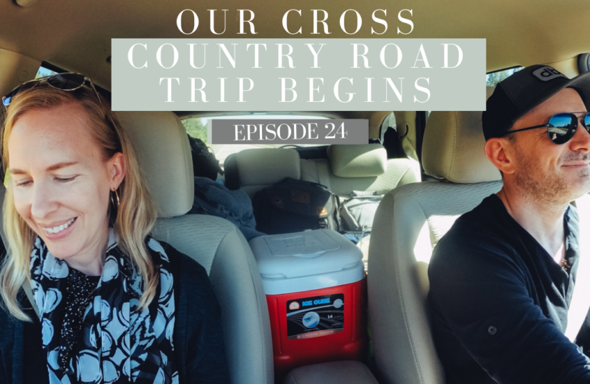 ROAD TRIP ACROSS the AMAZING USA Begins! Driving I-40: Tennessee to Little rock | Wandering Journey ep 24