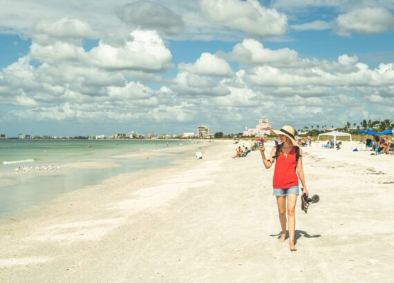 Why you should visit st. pete beach the no. 1 beach in America