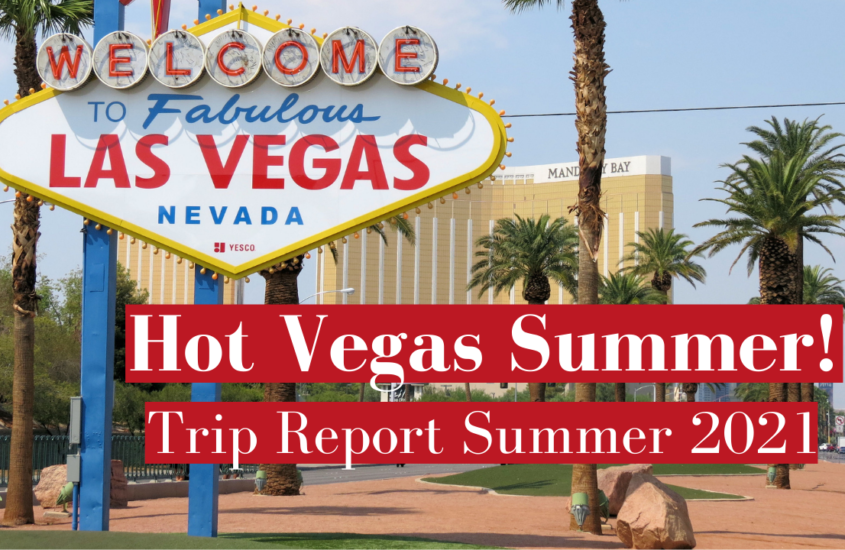 Happy Hours & Grand Vacations, What Is Las Vegas Like Now?