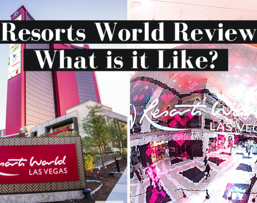 Resorts World Las Vegas Does it look to much like a mall?